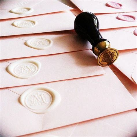 how to seal wedding invitation envelopes invitation wax seal 2049629 weddbook