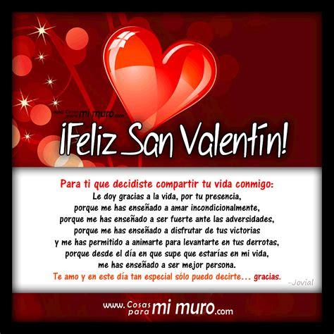 carta de san valentin para mi novio feliz san valent 237 n gracias por compartir tu vida conmigo
