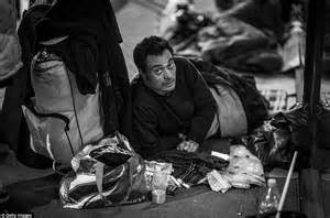 Sleeper Effect Of Divorce by How S Homeless Spend Their Sleeping