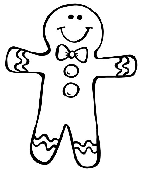 The Art Of Teaching In Today S World Gingerbread Boy Gingerbread Boy Coloring Page