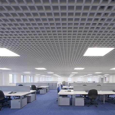 Interlocking Ceiling Tiles by Building Material Aluminum Interlocking Ceiling Tiles