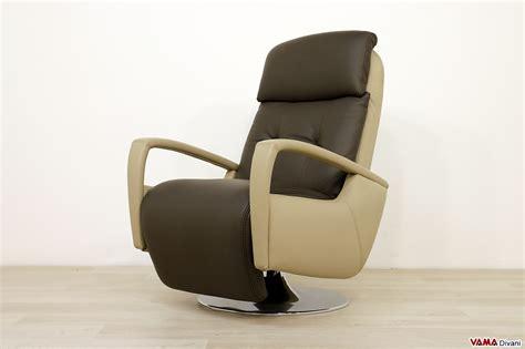 poltrone relax moderne poltrona relax manuale moderna reclinabile con girevole