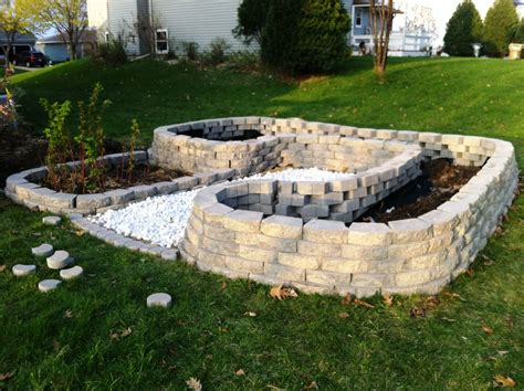 how to make a flower bed how to make a raised flower bed home decor inspirations