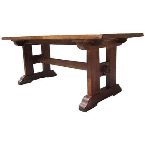 tressel table antique trestle table antique furniture