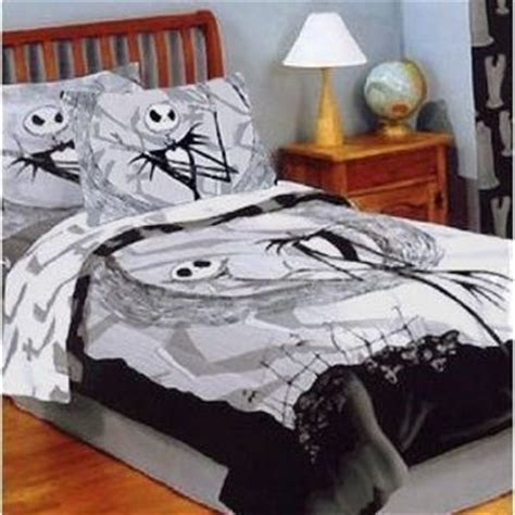nightmare before christmas bedroom set nightmare before christmas full queen from amazon