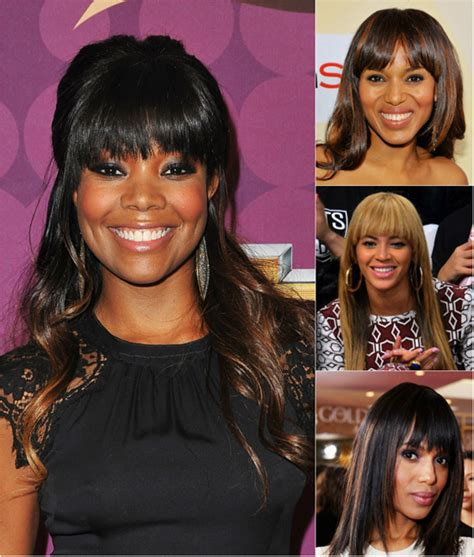 pics of black woman clip on hairstyle black into copper ombre dark brown hairs