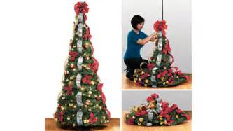 pop up tree with lights 7 decorating tools for the lazy reveler