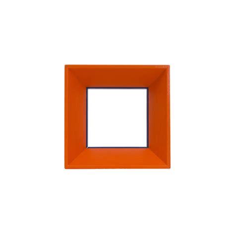 cornici quadrate cornice quadrata rosso cornici maselli