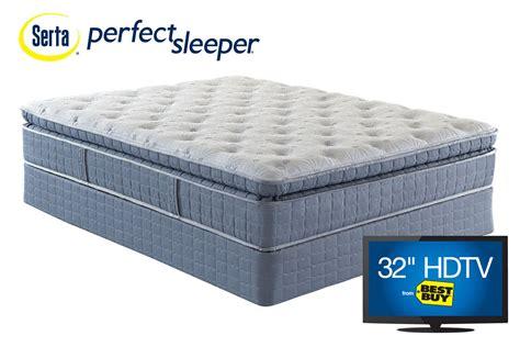 Serta Sleeper Pillowtop by Serta Sleeper 174 Harwood Pillowtop Mattress