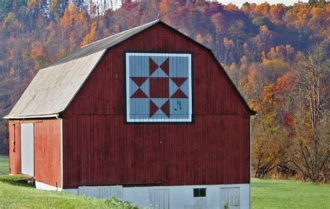barn quilts  roads farms   trek tours