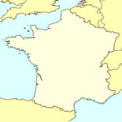 France Map Blank by File France Map Modern Png