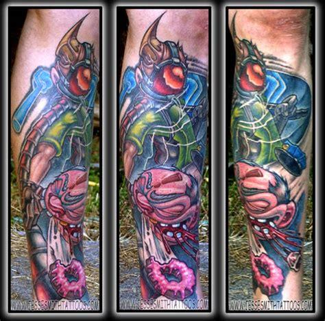 new heights tattoo queen creek jesse smith cop killa