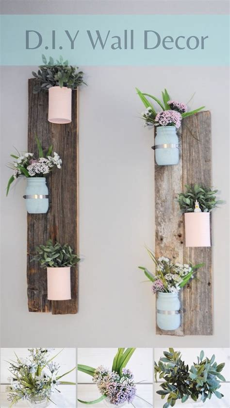 diy home wall decor ideas 40 rustic wall decor diy ideas 2017