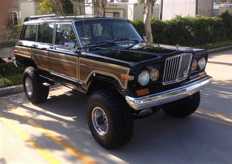 1971 Jeep Wagoneer For Sale 1971 Lifted Jeep Grand Wagoneer For Sale In Big Lake