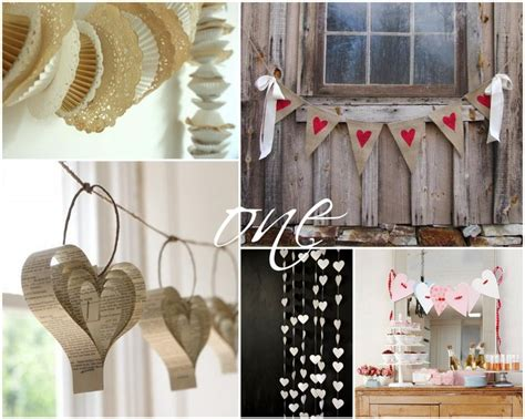 Handmade Home Accessories Ideas - 17 best images about valentines on vintage