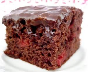 schokoladen kirsch kuchen cherry chocolate cake your cup of cake