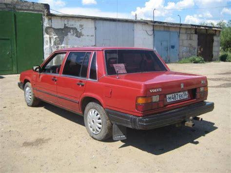 1985 volvo 740 gle 1985 volvo 740 gle turbo diesel overdrive 1985 volvo 740