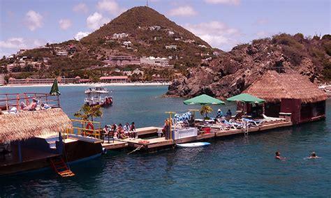 Tiki Hut Sxm Onboard Experience Royal Caribbean International