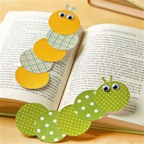 bookmark craft ideas for 25 best ideas about bookmarks on