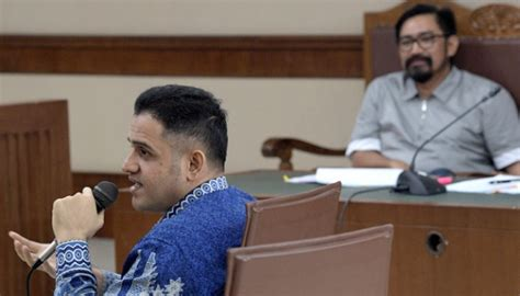nazaruddin tuduh fahri hamzah korupsi kpk sebutkan