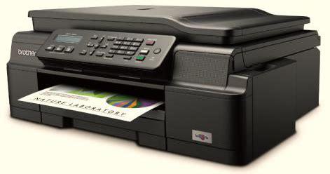 Printer Dcp J200 Print Scan Copy Fax Adf mfc j200 ink benefit