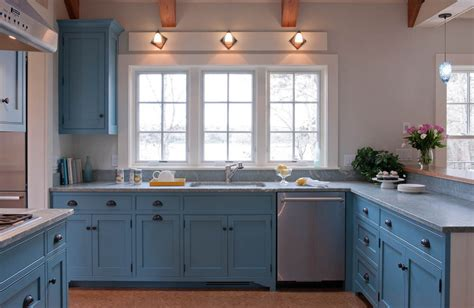 good Behr Paint Kitchen Cabinets #4: Blue-Kitchen-Cabinets-Your-Kitchen-Design-Inspirations-And-Appliances-blue-kitchen-cabinets-images.jpg