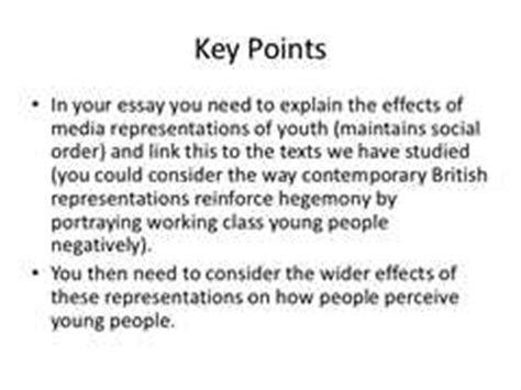 Influence Of Media On Youth Essay by Essay On The Influence Of Media On Our Society