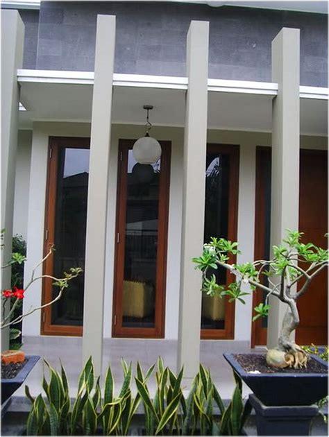 model jendela rumah minimalis modern terbaru dekor rumah