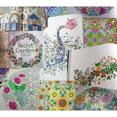 secret garden coloring book comprar colorear no es un juego de ni 241 os ser chickas