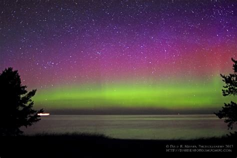 northern lights vacations michigan 29 best images about whitefish point on