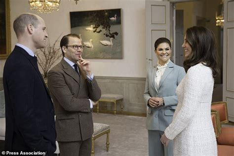 kate and william meet swedish royal couple s adorable kate and william meet swedish royal couple 180 s adorable