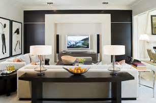 Livingroom Tv by Comfortable Stylish Living Room Designs With Tv Ideas 15