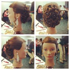 hairstyles 2012 on mannequin contest board on pinterest formal hair wedding hair