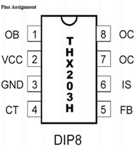 Thx203h 1 thx203h datasheet pdf etc