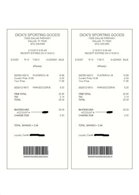 free digital receipts template digital invoice template hardhost info