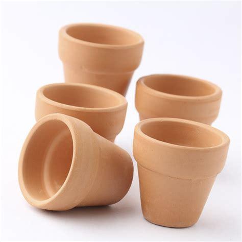 Terracotta Planters Miniature Terra Cotta Pots What S New Dollhouse