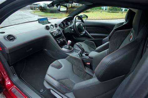 peugeot coupe rcz interior the double bubble bursts only 100 peugeot rcz coupes left