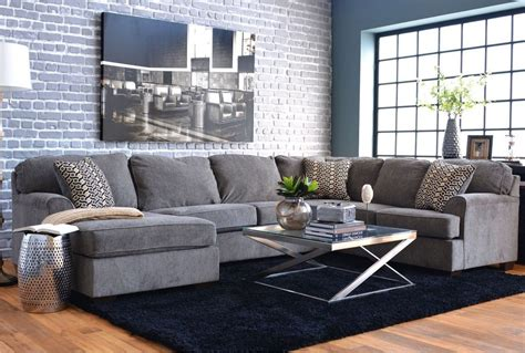 small grey livin fantastic grey brick walls of small apartment living room