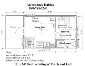 12 x 20 floor plans 12x24 cabin plans trademarks and product names listed on