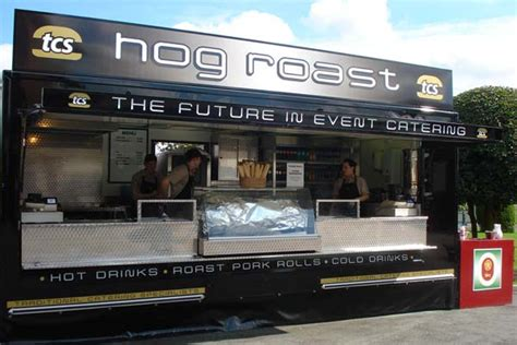 mobile catering units hog roast catering mobile catering west mobile