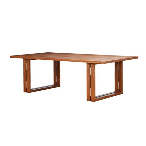 Henley Fixed Timber Dining Table Pfitzner Furniture Henley Dining Table