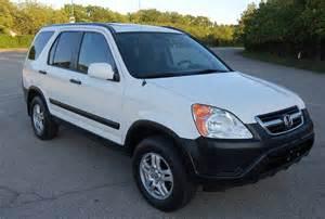 2004 Honda Crv 2004 Honda Cr V Crv Ex Awd Suv 4 Cylinder One Owner