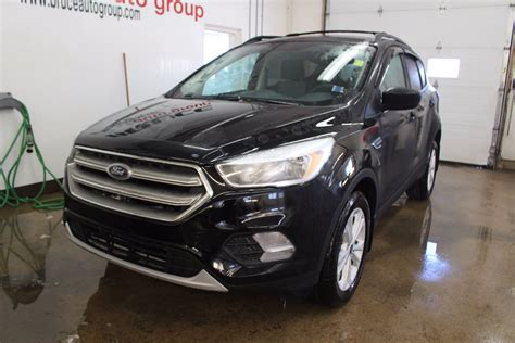 Ford Escape Ecoboost by New 2017 Ford Escape Se 1 5l 4 Cyl Ecoboost Automatic 4wd