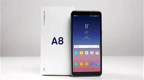 Samsung A8 Feb 2018 Unboxing Samsung Galaxy A8 2018 Swagtab