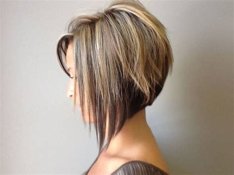 stacked sling haircut or sling haircut sling hair cuts for fine hair short hairstyle 2013