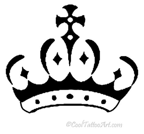 tribal crown tattoo crown tattoos designs cooltattooarts