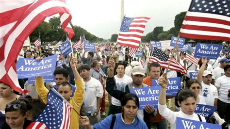 American Immigration report more immigrants coming from middle east than