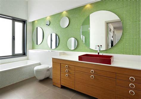 Modern Bathroom Green 20 Refreshing Bathrooms With A Splash Of Green