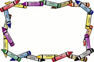 crayon border 1 page frames crayon border 1 png html
