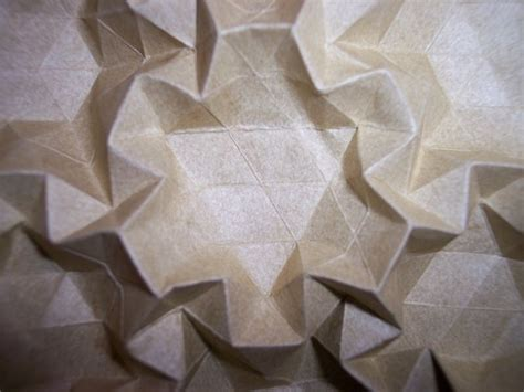 3d Origami Tessellation Tutorial | 17 best images about iijs2011 12 on pinterest form of